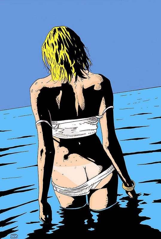 Giuseppe Cristiano art water