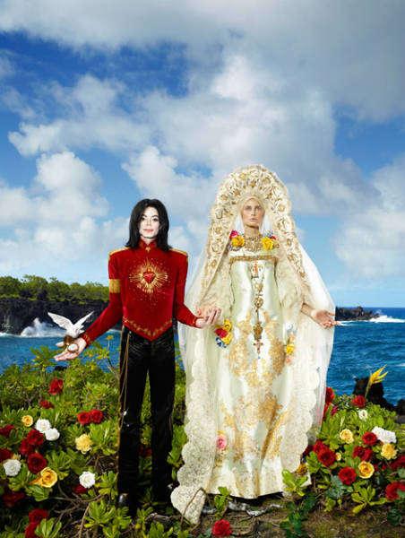 Michelangelo Michael Jackson Pop Icons beatification-w636-h600