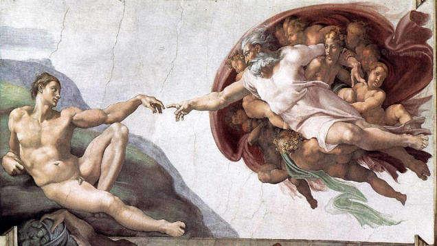 Michelangelo Michael Jackson Pop Icons sistine chapel-w636-h600