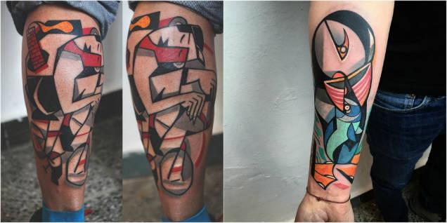 Peter Aurisch cubist tattoos double-w636-h600