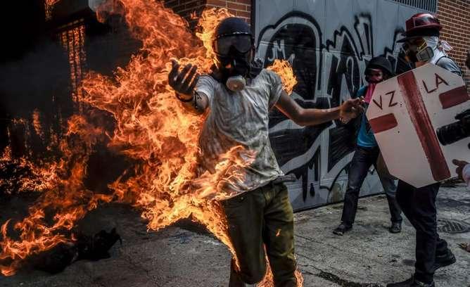 crisis de venezuela