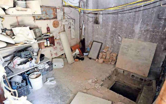 reos en reynosa pretendian fugarse por tuneles
