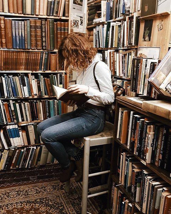 amante de los libros amor