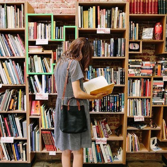 amante de los libros leer