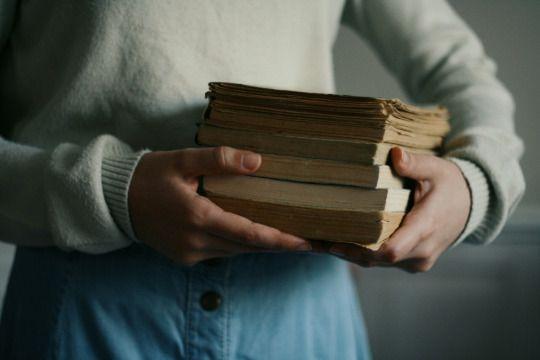 amante de los libros querer