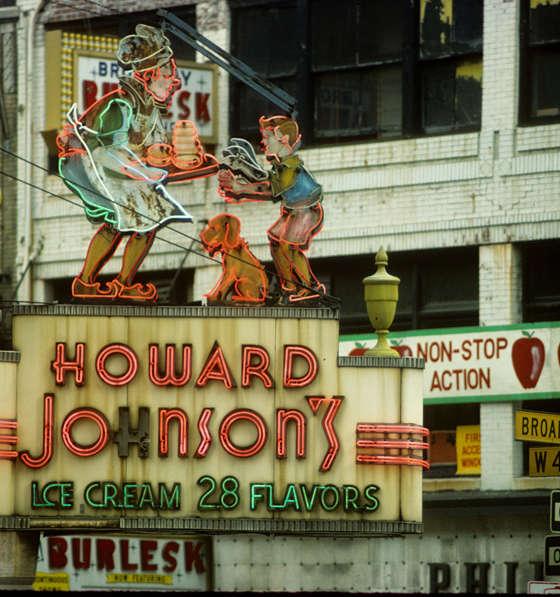 anuncio fotografias de nueva york en los 80