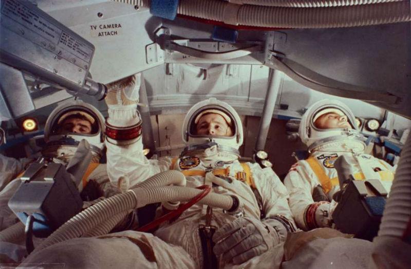 apollo 1 astronautas
