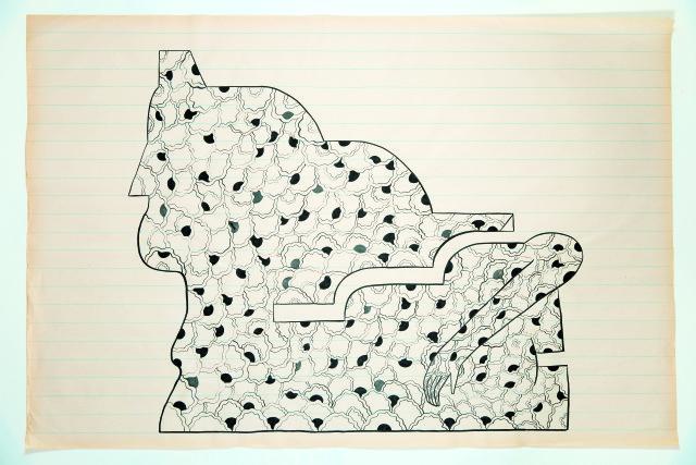 arte de Devendra Banhart hand