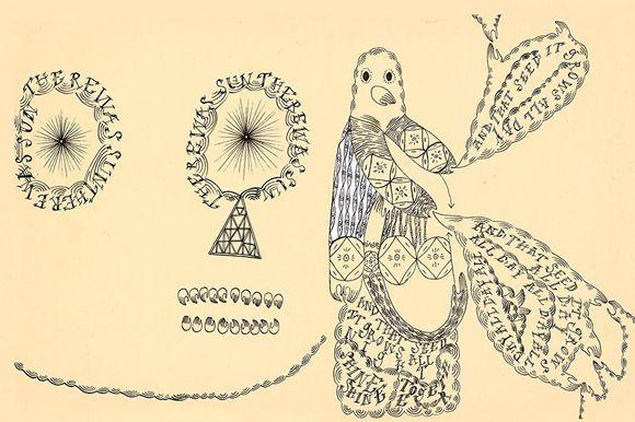 arte de Devendra Banhart seed