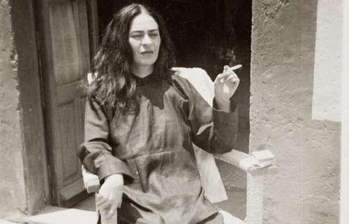 artistas similares a frida Kahlo