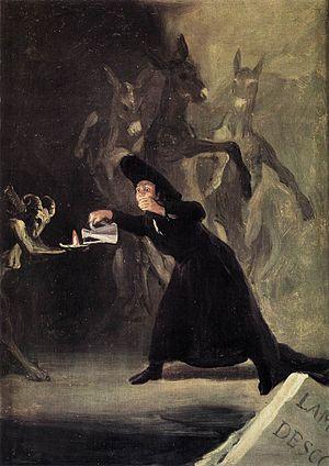 brujas goya sordo