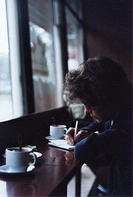 cafe amor no correspondido