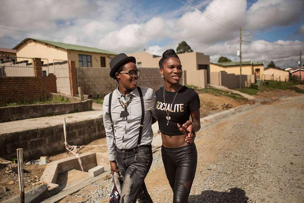 calle transgenero en africa