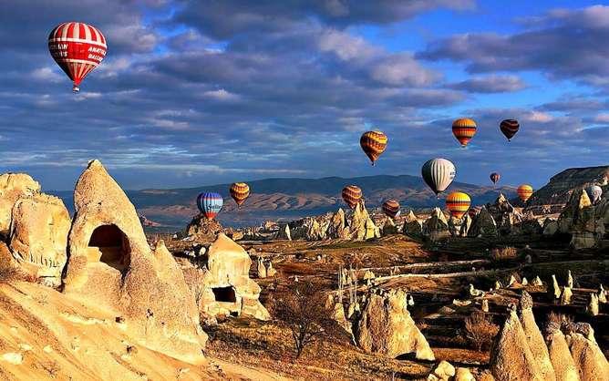 los lugares mas visitados en el mundo