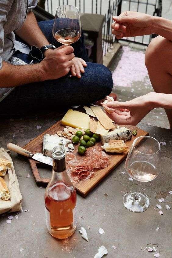 carnes cata de vinos