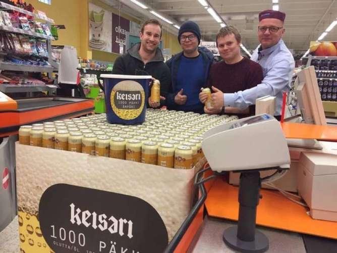 pack de mil cervezas