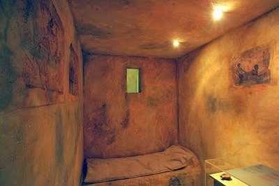 clubes sexuales en pompeya lupanar pintura cuarto