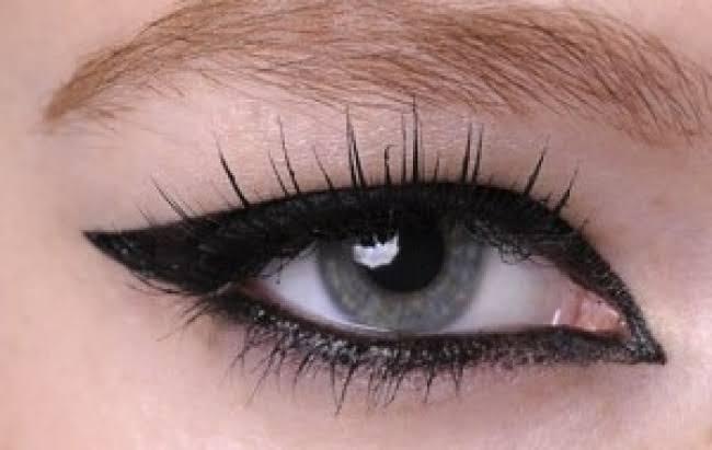como delinearte los ojos cat completo