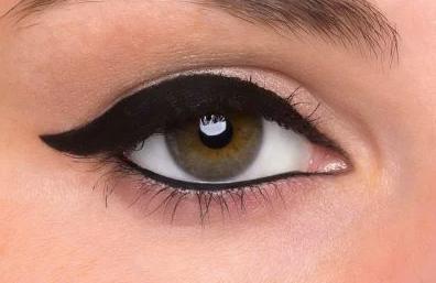 como delinearte los ojos hebreo