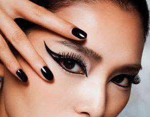 como delinearte los ojos linea eyecat completo