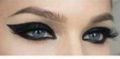 como delinearte los ojos linea luxe
