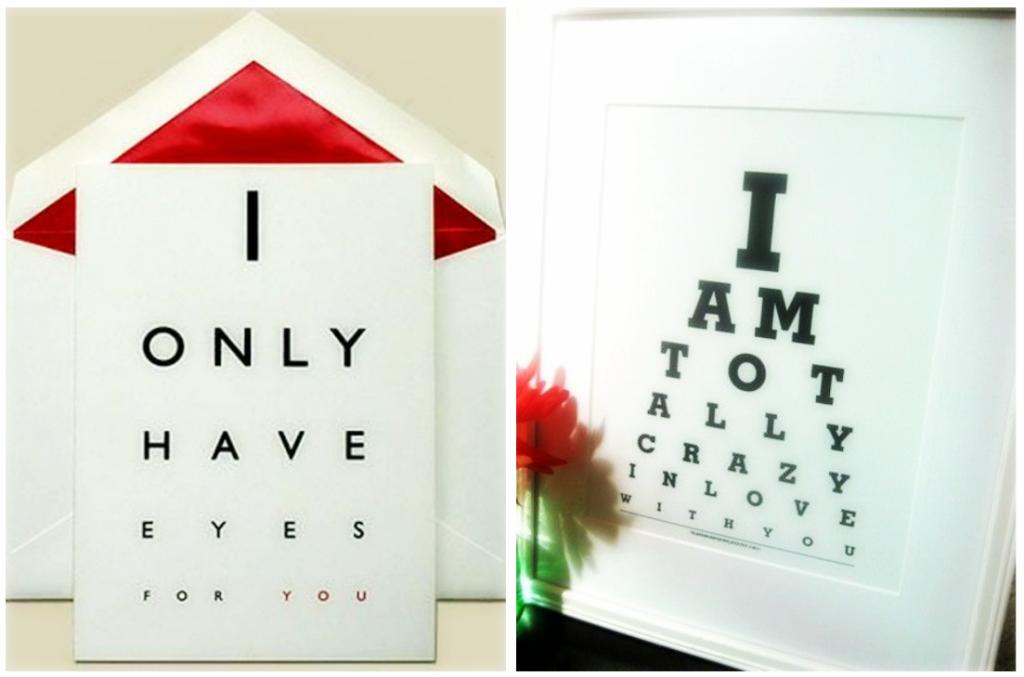 como hacer cartas de amor creativas lentes