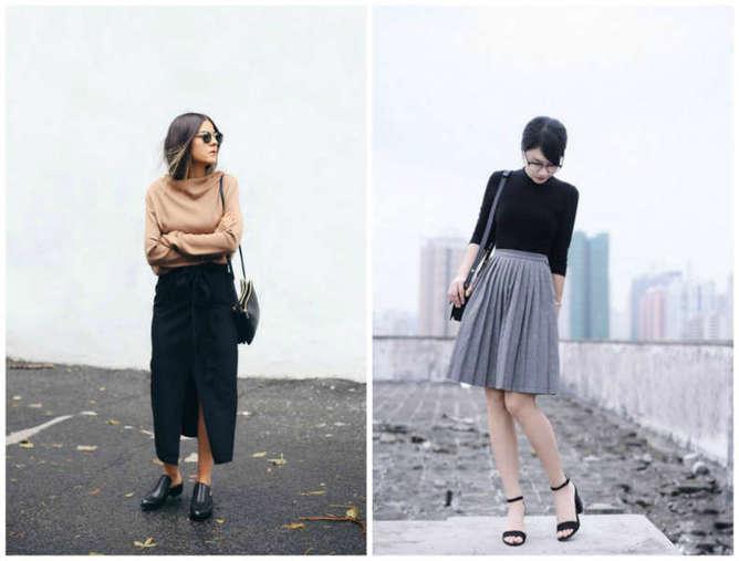 como utilizar prendas minimalistas japones falda-h600