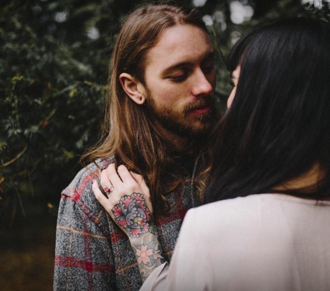 consejos pareja sensible besos