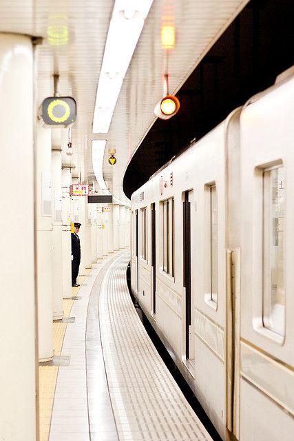 costumbres japonesas subway