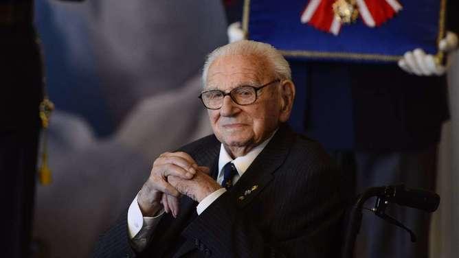 El hombre que salvó a 669 niños judíos de la muerte a manos de los nazis
