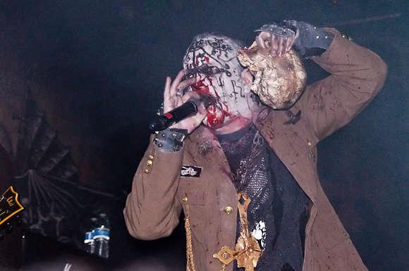 Black Metal Warfare Tour 2015