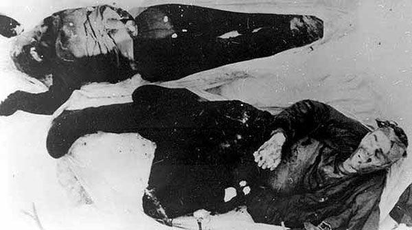 dyatlov misterio cadaveres