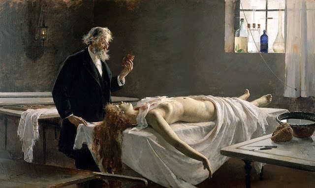 Los sangrientos cadáveres que crearon una ciencia en 8 obras de arte ...