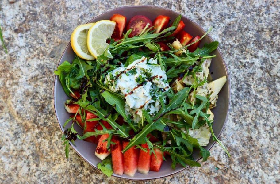 10 Ensaladas Que Puedes Hacer En Menos De 15 Minutos Si Estás A Dieta Comida Comida