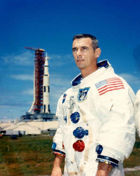 eugene cernan astronauta
