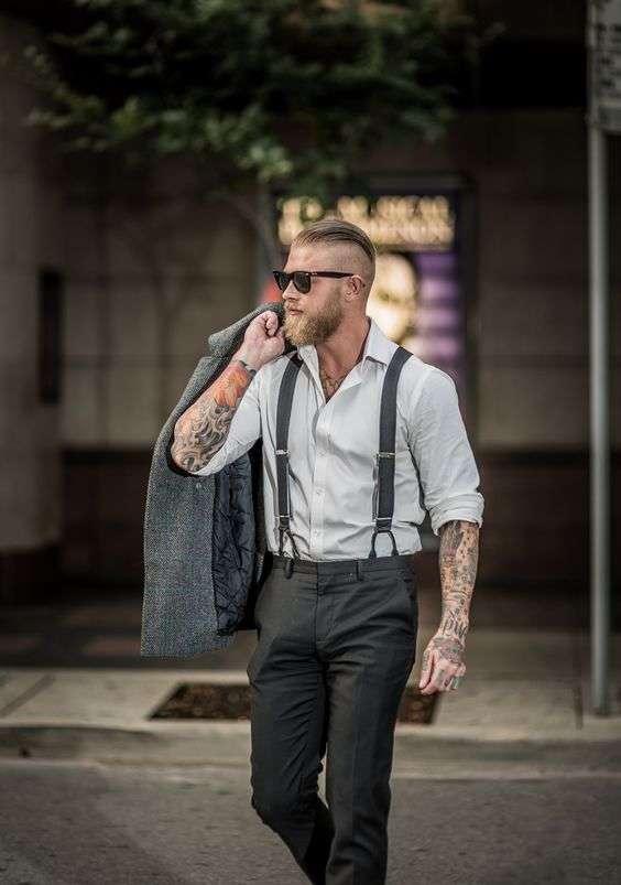 fancy tatuajes de hombre