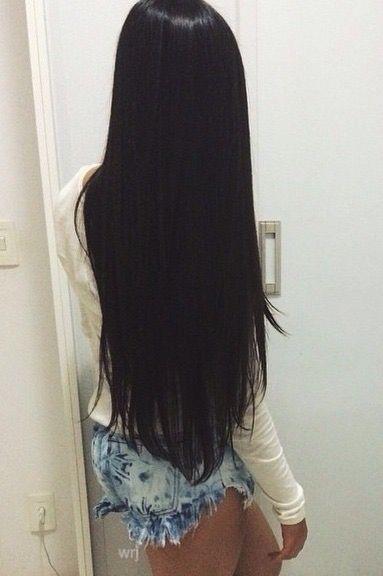 formas de llevar cabello lacio wet
