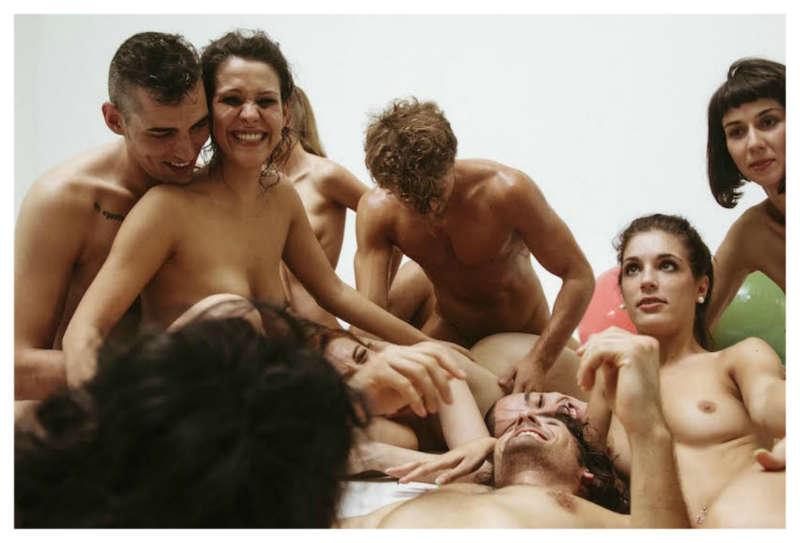 fotografias desde el set de una pelicula porno mujeres