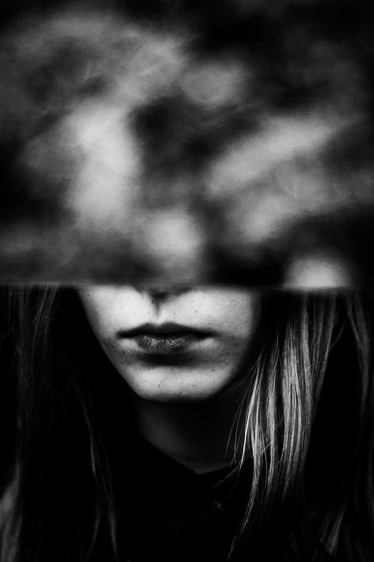 fotografias para entender la adolescencia triste
