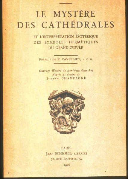 fulcanelli alchemistnle mystere original