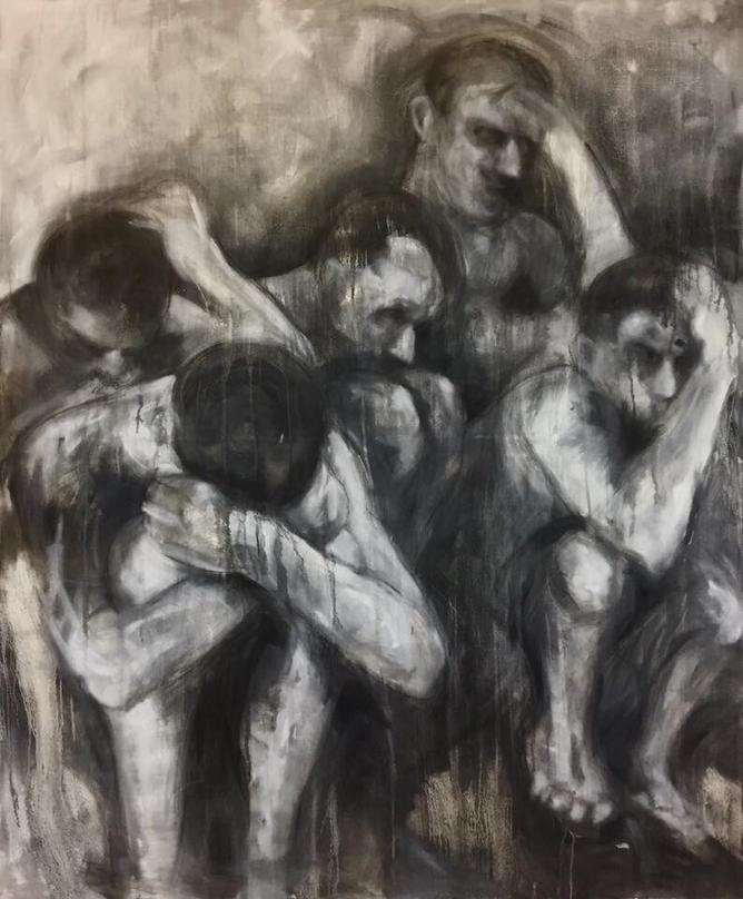 pinturas deprimentes grupo