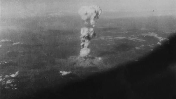 hiroshima despues de la bomba atomica explosion
