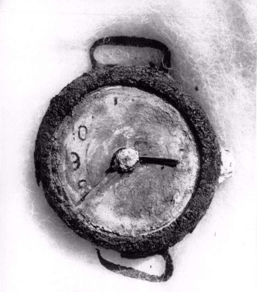 hiroshima despues de la bomba atomica reloj