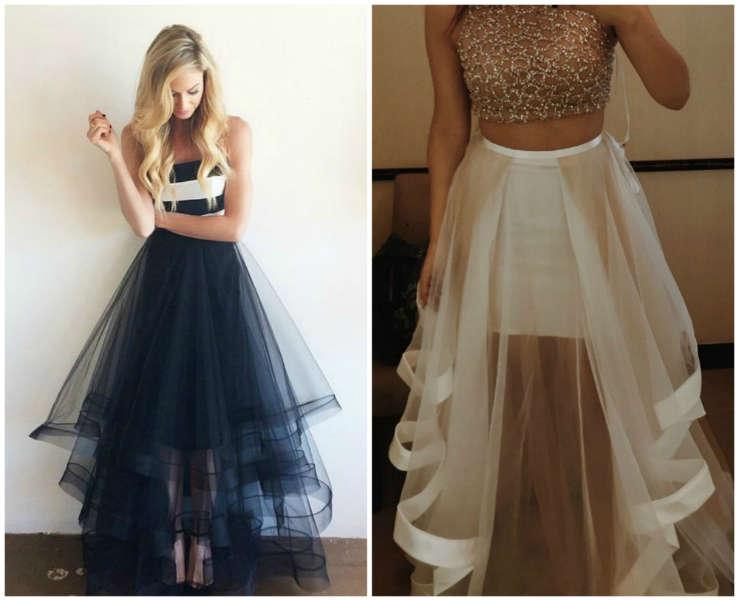 Ideas de vestidos para graduacion