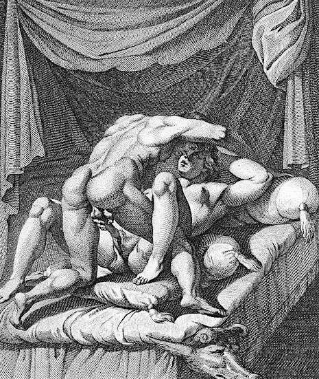kamasutra de Giulio Romano corina