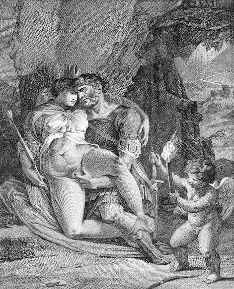 kamasutra de Giulio Romano dido