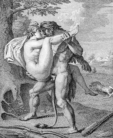 kamasutra de Giulio Romano hercules