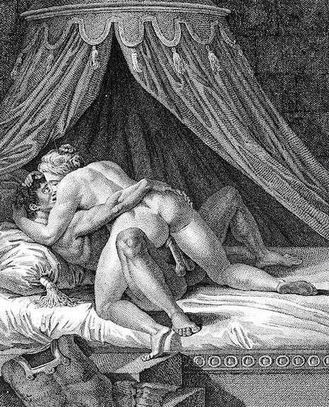 kamasutra de Giulio Romano marte