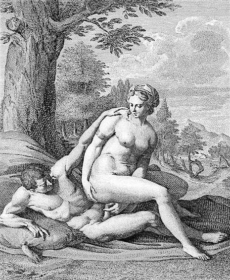 kamasutra de Giulio Romano medor