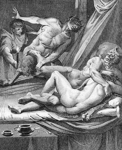 kamasutra de Giulio Romano pandora